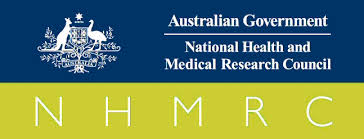 National Health and Medical Research Council logo