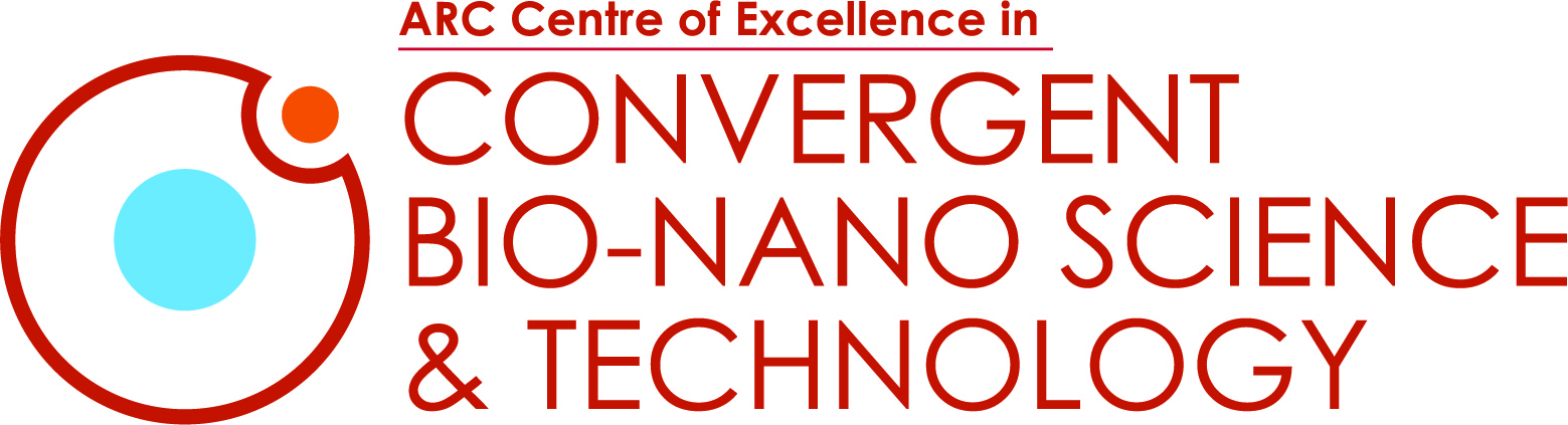 ARC Centre of Excellence in Convergent Bio-Nano Science and Technology logo
